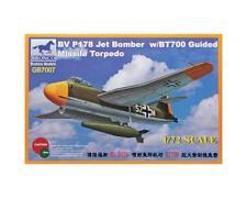 Bronco 7007 WWII Blohm & Voss BV P.178 Jet W/ BT700 Missile Torpedo kit 1/72