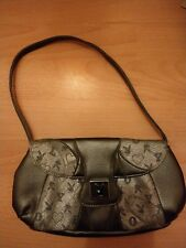 Playboy Purse Silver Shoulder Bag
