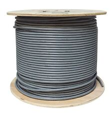 Monster Cable DS500-C6-EZ1000GRY CAT6 Dataspeed 500 Telecom/Data Cable - 1000 Ft