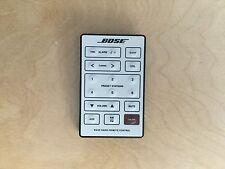 Bose Wave Radio  AWR1-1W Remote Control