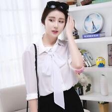 Lady Skinny Scarf Chiffon Extra Long Slim Solid Ribbon Belt Thin Tie Neck Office