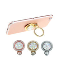 Crystal Metal Finger Ring Stand Holder Mount Buckle For Mobile Phone X0T3RASK