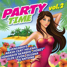 Party Time Vol. 2  (CD 2 disc) 2014 NEW