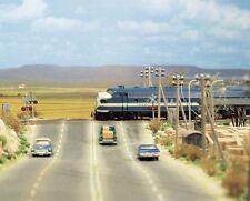 Busch 9710 HO: Asfaltstraat 80mm, 1,20m lang