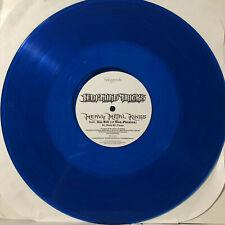 """JEDI MIND TRICKS - HEAVY METAL KINGS (12"""")  2006  RARE!!  ILL BILL!!  BLUE VINYL"""