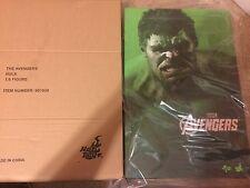Hot Toys Avengers Hulk 1/6th MMS186
