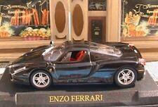 ENZO FERRARI NOIRE BLACK NEGRA FABBRI 1/43 ITALIE AUTO BOITIER BLISTER ITALIA