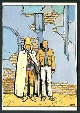 Moebius : Venezia Celeste, Fanciulli a Venezia - cartolina nuova e perfetta