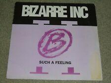 Bizarre Inc – Such A Feeling    1991   OLD SKOOL!!