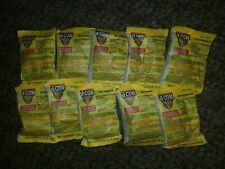 (10) d-Con Mouse Bait Pellets II 1 OZ  28 Gram Bait Place Packs new old stock