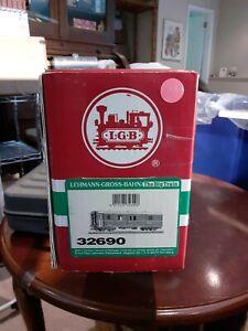 Lgb 32690 RESTAURANT Passanger Car  RHB RHATISCHE BAHN new with box