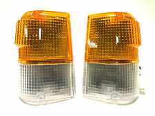 MITSUBISHI Pajero Montero 1983-1991 turn signal blinker lights set (Left Right)