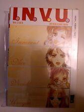 I.N.V.U. Volume 03 di 04  di Kim Kang Won -Sconto 50%- Ed. Flashbook