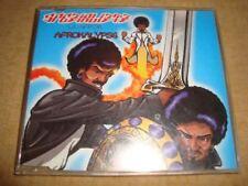 SPEZIALIZTZ feat. AFROB - Afrokalypse  (Maxi-CD)