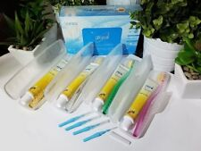 4 SETS of Atomy Oral Care System Toothbrush Toothpaste Interdental Brush NEW