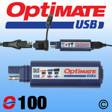 OptiMate SAE 0100 USB Charger 2400mA (0100) UK Supplier & Warranty NEW