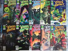 Green Hornet (NOW 1991) #1-40 Lot of 34Diff Britt Reid II and Kato Kick Butt!