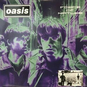 OASIS - Force Of Nature - Live 2005 - Vinyl LP Record