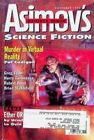 Vtg Isaac Asimov's Science Fiction Magazine Nov 1995 Pat Cadigan m773