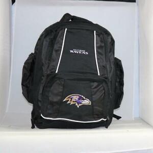 Baltimore Ravens Officially Licensed NFL Trooper Backpack