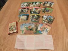 WOODLAND HAPPY FAMILIES CARD GAME - RACEY HELPS - PEPYS SERIES - COMPLETE