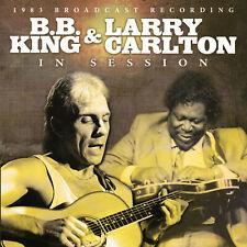 BB KING & LARRY CARLTON New Sealed 2019 LIVE 1983 CONCERT & MORE CD