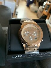 Marc Jacobs Rose Gold Ladies Watch