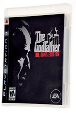 The Godfather Don's Edition Rare (DLC on DISC) Sony PlayStation 3 PS3 Game
