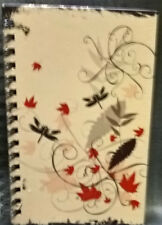 Spiral Journal Dragonflies Medium Lined both Sides NEW! PICCADILLY 200 PGS.
