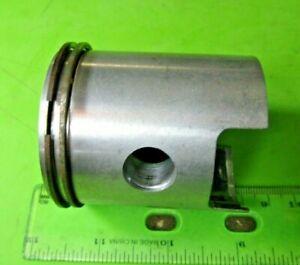 Rickman Zundapp 125 MX 54.0 mm Piston w/ Rings p/n 054043 Six Day NOS CD Z8 AUS