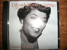 Dinah Washington-I Want To Be Loved-2002 Allegro!