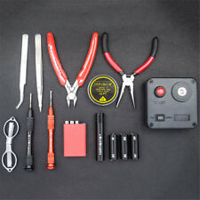 Electronic Resistance Cigarette Heating Meter Wire Winding Accessories Kit Tool
