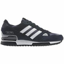 ab3d93c3d 2017 adidas ZX 750 Mens Fashion Running Retro Style Casual Shoes Trainers  Navy UK 11