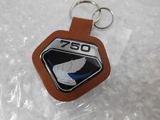 Honda CB 750 Four K0 Schlüsselanhänger ( camel/silber )
