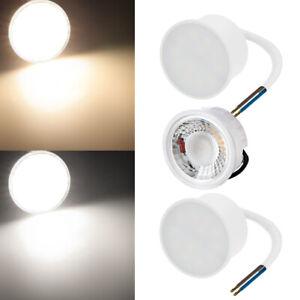 LED Leuchtmittel für Einbaustrahler Flach 23mm-40mm geringe Tiefe dimmbar 230V