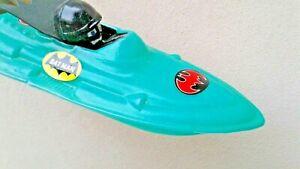 Batman bat boat  speed toy comics  bizarre no batmobile