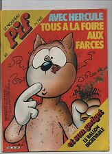 PIF GADGET n°768 - Décembre 1983 - Etat neuf sans le gadget.