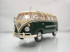 Hongwell Volkswagen Transporter T1 Combi Bus Bank 1/43? Green Good Condition