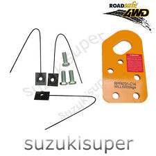 4WD RATED RECOVERY POINTS TOW POINTS Bracket 4X4 Nissan Patrol GQ & GU Series 1