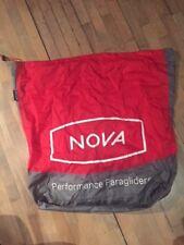 NOVA Gleitschirm Paraglider Innenpacksack rot neu, Packsack für alles