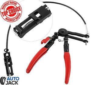 Autojack Hose Clip Pliers Remote Action Radiator Clamp Car Removal Tool
