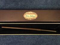 "Draco Malfoy Wand 13"", Harry Potter, Ollivander's, Noble, Wizarding World"