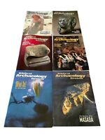 47 Biblical Archaeology Review Magazines from 1981-2004