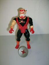 Vintage LJN Thundercats Linx-O action figure 100% complete RARE 1985!