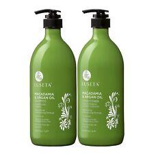 Luseta Macadamia and Argan Oil Shampoo and Conditioner Set (2 x 33.8 oz.)