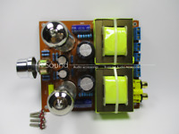 6F3*2 Vacuum Tube Class A single-ended Power Amplifier Finished board 3.5W+3.5W