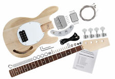 Rocktile MM E-Bass Bausatz selber bauen Do It Yourself Kit DIY Set basteln Music