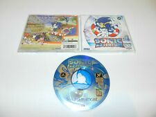 Sonic Adventure Sega Dreamcast Game Complete in Case Tested