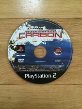 Need for Speed Carbon for PS2*Disc Only*