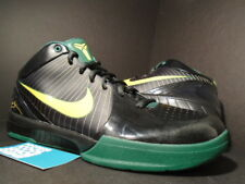 2009 Nike Zoom KOBE IV 4 RICE AWAY BLACK MAIZE YELLOW FOREST GREEN 344335-071 12